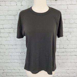 CHASER Gray Vintage Wash Soft T-Shirt Top M NEW